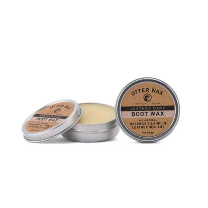 Leather Care Boot Wax