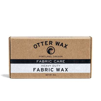 Heavy Duty Fabric Wax