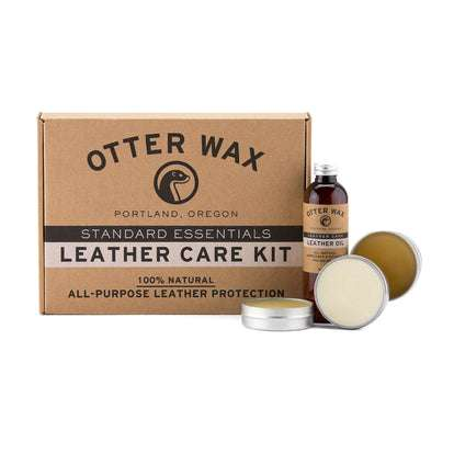 The Leather Care Kit