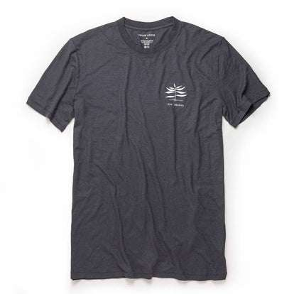 The Cotton Hemp Tee in Navy Give to Get