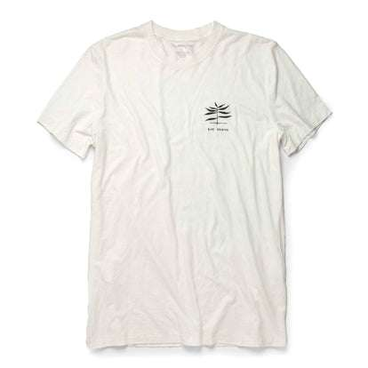 The Cotton Hemp Tee in Natural Give to Get
