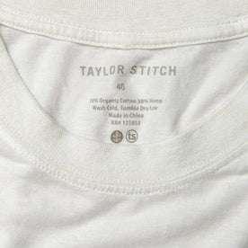 material shot of ts logo
