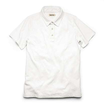 The Heavy Bag Polo in Natural