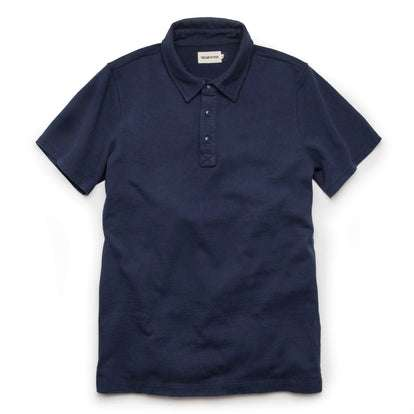 The Heavy Bag Polo in Navy