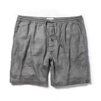 The Après Short in Ash Hemp