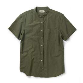 The Short Sleeve Bandit in Olive: Featured Image