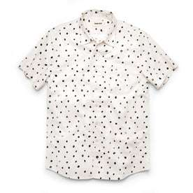 The Short Sleeve Hawthorne in Brush Dot: Featured Image