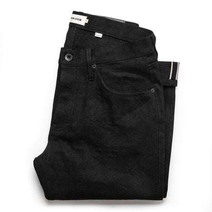 The Democratic Jean in Black Selvage