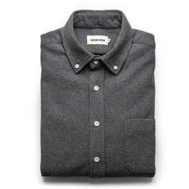 The Jack in Charcoal Double Cloth: Featured Image