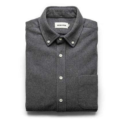 The Jack in Charcoal Double Cloth