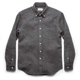 The Jack in Charcoal Double Cloth: Alternate Image 9