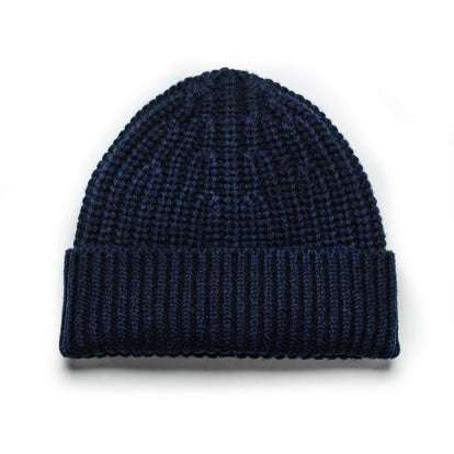 The Beanie in Navy