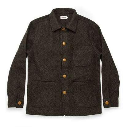 The Ojai Jacket in Shetland Moss