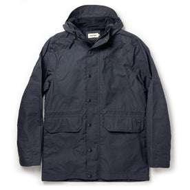 flatlay of The Dalton Jacket in Navy