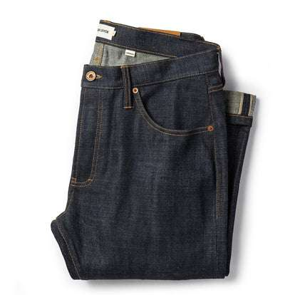 The Democratic Jean in Organic Selvage