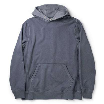 The Shackleton Hoodie in Ocean