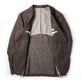 open shot of sportcoat