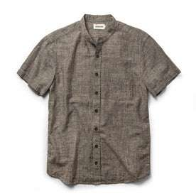 The Short Sleeve Bandit in Tobacco Hemp: Featured Image