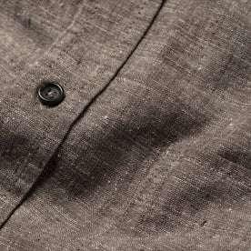 close up material shot
