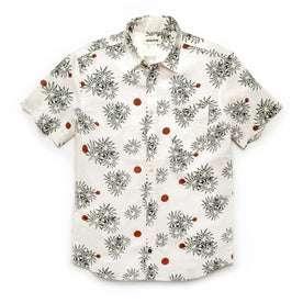 The Short Sleeve California in Palms: Featured Image