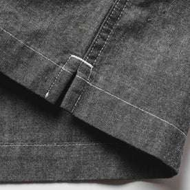 material shot of shirt bottoms