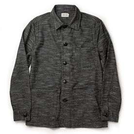 flatlay of jacket
