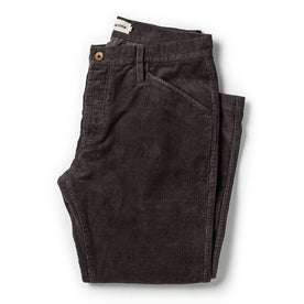 The Camp Pant in Charcoal Corduroy: Featured Image