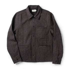 The Decker Jacket in Wool Beach Cloth: Featured Image