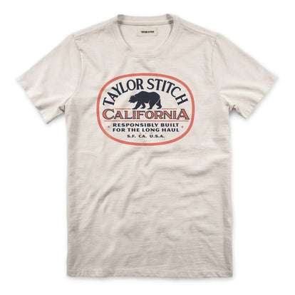 The Heavy Bag Tee in Vintage California