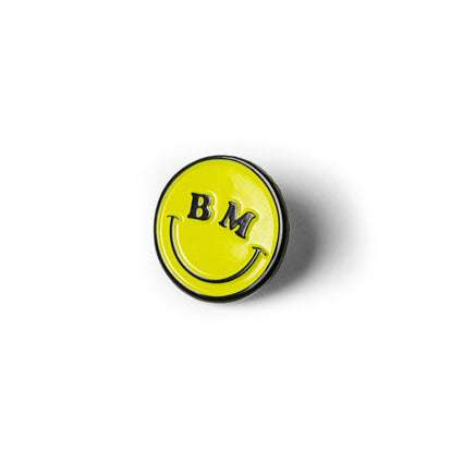 The All Smiles Enamel Pin