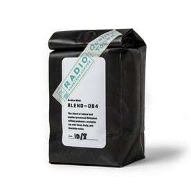 The Nice Beans Special Roast by Brother Moto: Featured Image