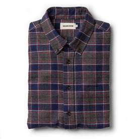 The Jack in Brushed Grey Plaid: Featured Image