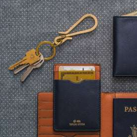 The Keyhook in Raw Brass: Alternate Image 3