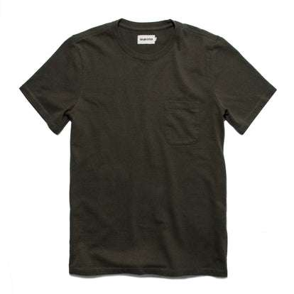 The Heavy Bag Tee in Cypress