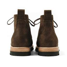 The Moto Boot in Espresso Grizzly: Alternate Image 9
