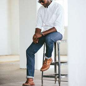 The Slim Jean in Cone Mills Standard: Alternate Image 2