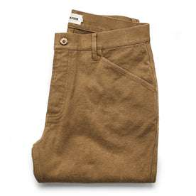 The Camp Pant in British Khaki Boss Duck: Featured Image