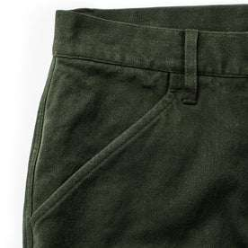 The Camp Pant in Dark Olive Boss Duck: Alternate Image 11