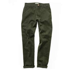 The Camp Pant in Dark Olive Boss Duck: Alternate Image 12