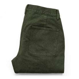 The Camp Pant in Dark Olive Boss Duck: Alternate Image 13