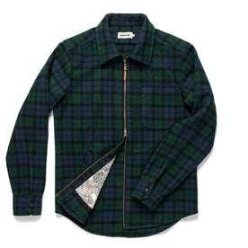 The Coit Jacket in Blackwatch Wool: Alternate Image 10