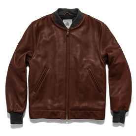 The Presidio Jacket in Cognac: Featured Image