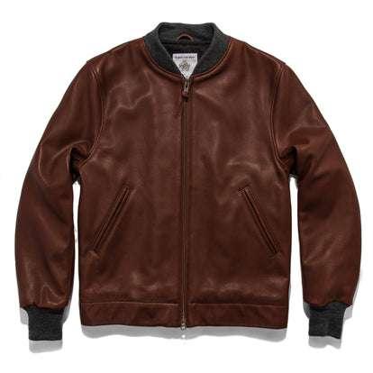 The Presidio Jacket in Cognac