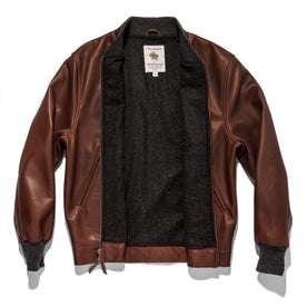 The Presidio Jacket in Cognac: Alternate Image 10