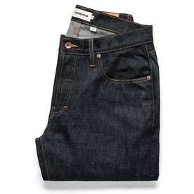 The Slim Jean in Cone Mills Era Selvage: Featured Image