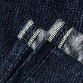 The Democratic Jean in 3 Month Rinse Selvage: Alternate Image 8