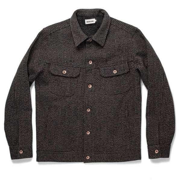 80297fda0b ... The Long Haul Jacket in Wool Beach Cloth