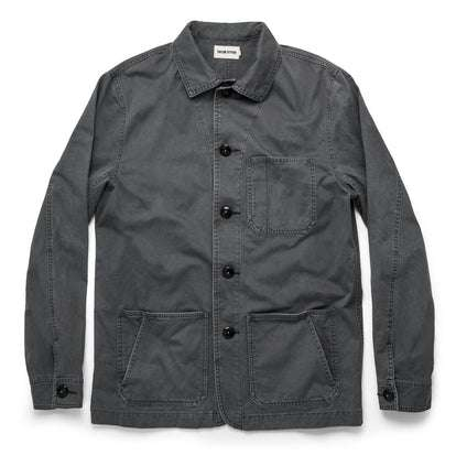 The Ojai Jacket in Washed Charcoal
