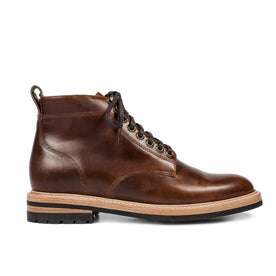 The Trench Boot in Whiskey: Featured Image