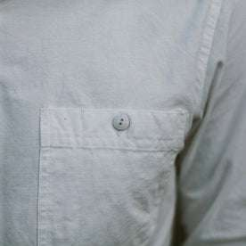 The California in White Everyday Chambray: Alternate Image 3